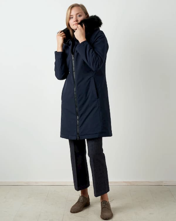 Winter coat from Scarpa